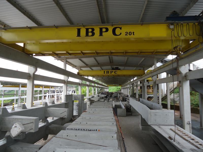 Canaletas pré moldadas de concreto