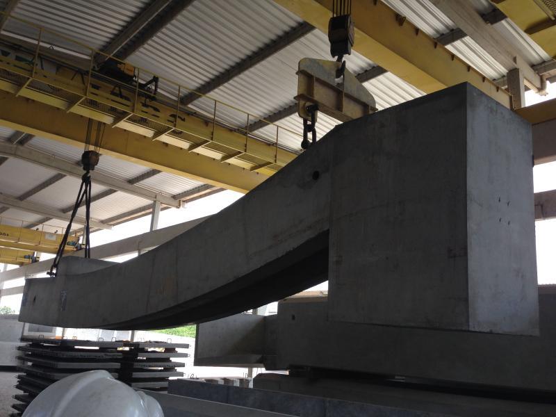 Pré moldados de concreto