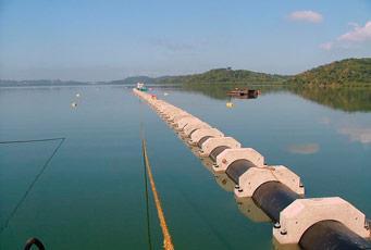 Sistema de Disposição Oceânico do Jaguaribe - Emissário Submarino